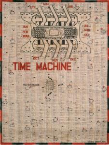 Time Machine- George Widener