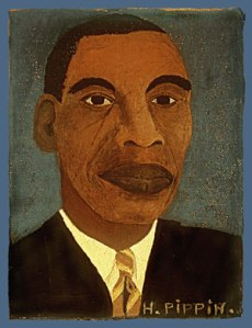 Self-Portrait- Horace Pippin