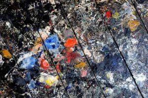 Jackson Pollock's Floor!