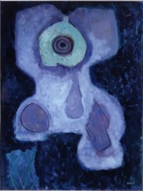 Night Form- William Baziotes 1947
