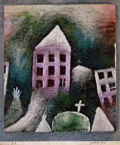 Destroyed Place 1920- Paul Klee