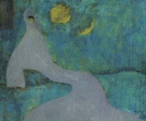 Eclipse- WIlliam Baziotes 1950