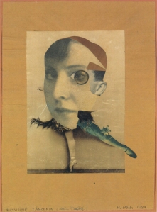 Hannah Höch, Russian Dancer/My Double, 1928