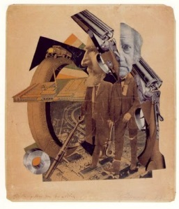"""Hochfinanz"" (High Finance) - Hannah Hoch"
