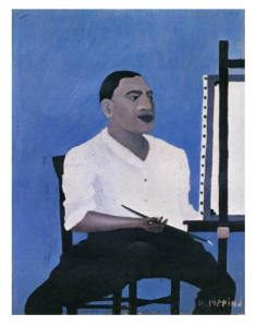 Horace Pippin Self-Portrait oil painting picture