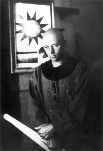 Johannes Itten- Looking pretty awesome.