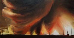 Plume 2 (Strange Weather)- Joy Garnett