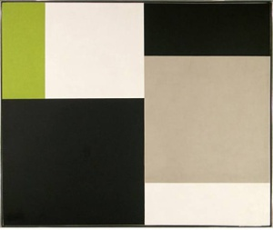 Untitled (1952), by John McLaughlin