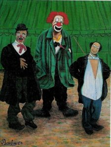 Mario, Fratellino e le petit Walter- Camille Bombois