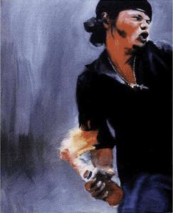 Molotov Man- Joy Garnett