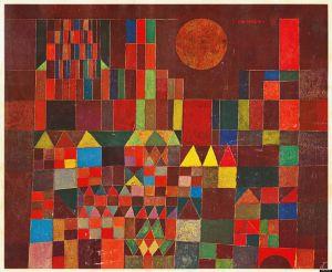 Castle & Sun- Paul Klee 1928