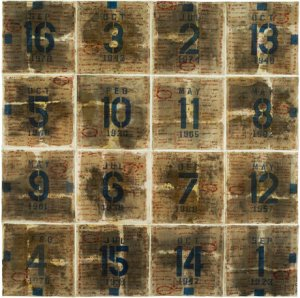 Magic Square 34- George Widener