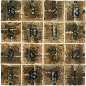 Magic Square 34- George Widener