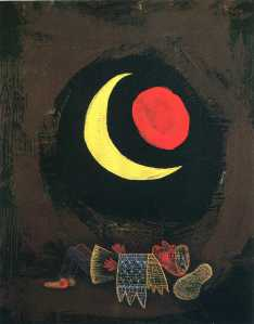Strong Dream- Paul Klee 1929