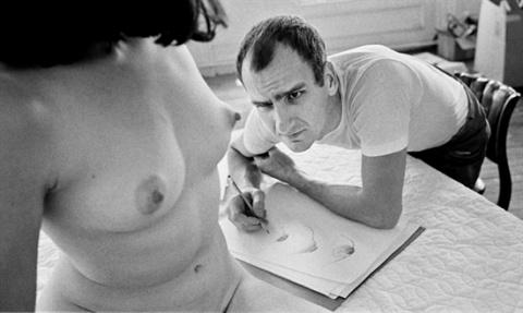 Tom Wesselmann circa 1965