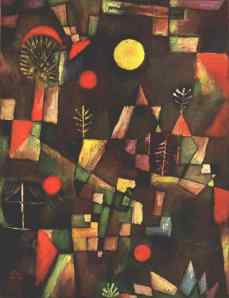 Full Moon- Paul Klee