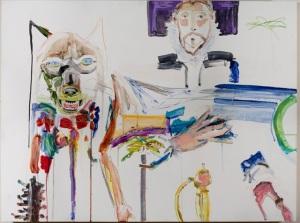 Untitled (The Wolf) Brad Greenwood