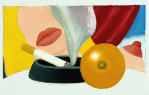 Bedroom Study- Tom Wesselmann