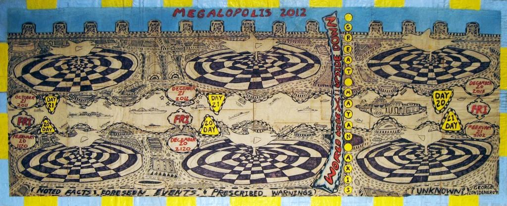 Megalopolis- George Widener