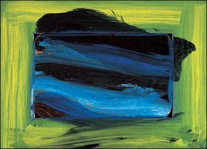 Fisherman's Cove- Howard Hodgkin