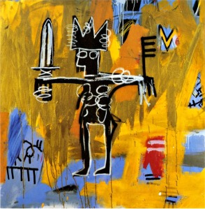 basquiat-gagosian-chelsea-julius-caeser-on-gold