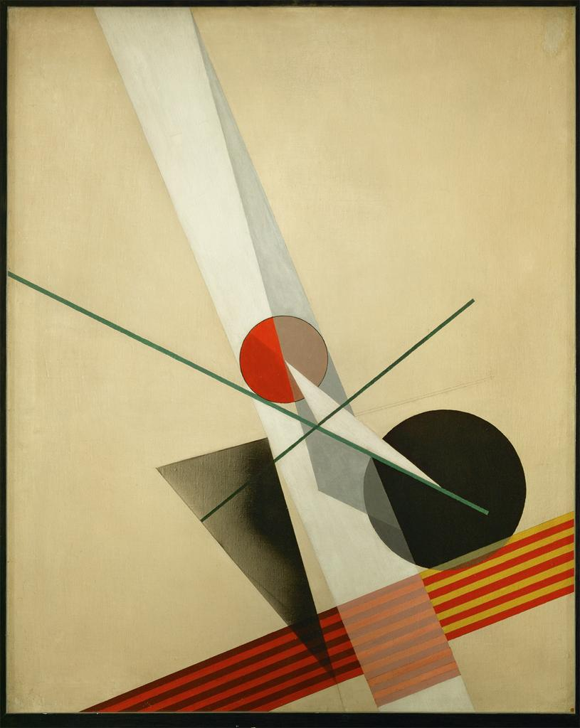 """Day Fifty- László Moholy-Nagy- """"Every Period Has Its Own"""
