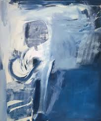 Blue Thermal- Peter Lanyon
