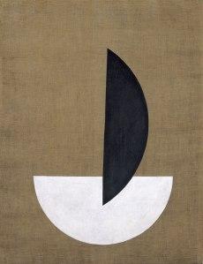 Circle Segments 1921- László-Moholy-Nagy