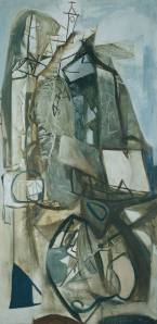 Porthleven 1951 by Peter Lanyon 1918-1964