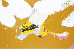 Round About 1973- Norman Bluhm