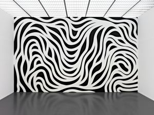 Wall Drawing 879- Sol SeWitt