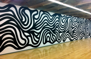 Wall Painting- Sol LeWitt
