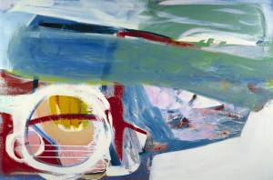 Wreck 1963 by Peter Lanyon 1918-1964