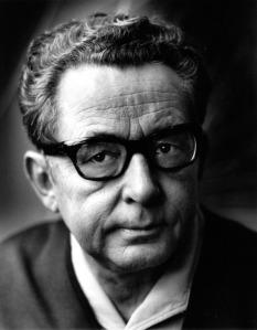 Hans Hartung, 1960s /Fritz Pitz /sc