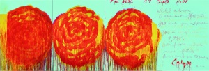 The Rose- Cy Twombly