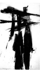 Untitled 1956- Franz Kline