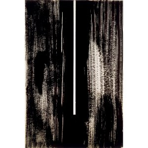 Barnett Newman- Untitled 1946