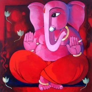 Ganesha V- Sekhar Roy