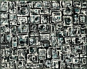 White Squares 1948- Lee Krasner