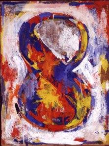 8- Jasper Johns