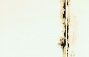 """Barnett Newman, """"First Station"""" (1958)"""