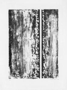 Barnett Newman- Untitled 1961