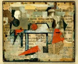 Das Bumerbild- Kurt Schwitters 1920
