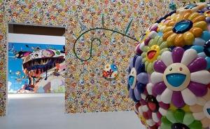 Takashi Murakami show