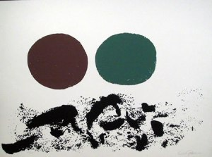 Germination- Adolph Gottlieb