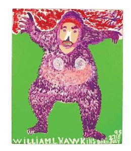 King Kong- William Hawkins