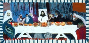 Last Supper- William Hawkins