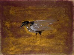Spirit Bird- Morris Graves 1953