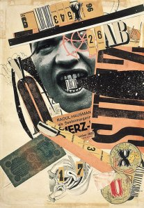 Merz Collage- Kurt Schwitters