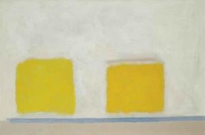 Twin Sun Box 1965- Theodoros Stamos